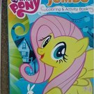 My Little Pony Jumbo Coloring & Activity Book ~ Fluttershy (2014)