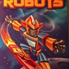 Robots Jumbo Coloring & Activity Book