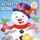 Snowman & Friends Coloring & Activity Book
