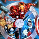"Marvel Avengers Coloring Book ""Heroes Join Forces"" Big Fun Book to Color"
