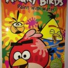 Angry Birds Paint with Water Book