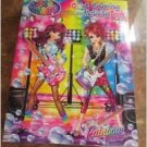 Lisa Frank (Giant 80 Pages) Coloring & Activity Book ~ Rainbow Rockers