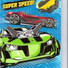 Hot Wheels Big Fun Book to Color ~ Super Speed