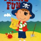 Pirate Fun - Coloring & Activity Book