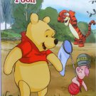 "Disney. Winnie the Pooh ""The Great Hunt"" Coloring Book by Dalmatian Press"