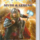 Thor the Movie Coloring & Activity Book ~ Myth & Legend