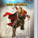 Thor the Movie Coloring & Activity Book ~ Son of Odin