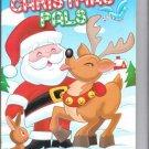 Christmas Pals Jumbo Coloring & Activity Book