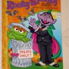 Sesame Street Kooky Spooky Jumbo Coloring & Activity Book