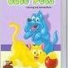 Cute Pets Coloring & Activity Book