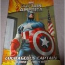Captain America Classic Coloring & Activity Book ~ Courageous Captain