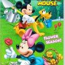 Mickey Mouse Big Fun Book to Color ~ Flower Season!
