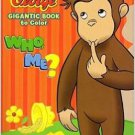 Curious George Gigantic Book to Color