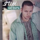 Russian music CD. Stim Oktyabr'