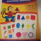 Good Grades Educational Workbook ~ Shapes & Colors (Pre-K) (Monkey Cover; 2012)