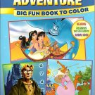 Disney Big Fun Book to Color ~ Adventure (96 Pages)