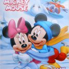 Mickey Mouse Big Fun Book to Color ~ Snowy Days