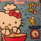 Hello Kitty Coloring and Activity Book ~ Cooking Kitty (70 Pages)