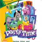 Crayola Party Time PC CD Rom