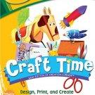 Crayola Craft Time PC CD Rom