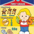 Fisher Price Little People First Grade Workbook-Volume 2