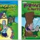 Springtime Adventures Coloring & Activity Book