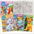 Disney Animal Friends Big Fun Book to Color