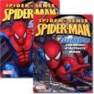 1 Piece Spiderman Jumbo Coloring & Activity Book 96 Pg - Assorted