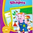 Colors and Shapes Homework Helper ~ Kindergarten. Workbook