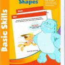 Playskool Basic Skills Learn Shapes PreK. Workbook