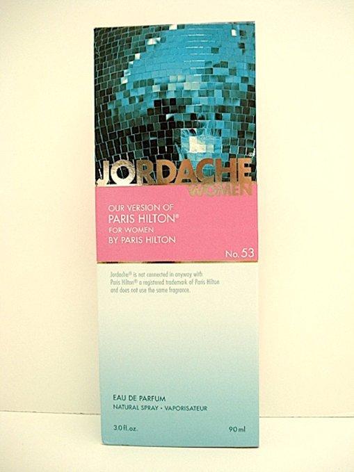 """Jordache """"Our Version of Paris Hilton for Women"""" #53 Eau De Parfum"""