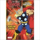 The Mighty Thor: Ready for Battle (Big Fun Book to Color)