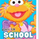 Sesame Street Ready for School Educational Workbook