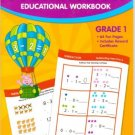 Subtraction, Educational Workbook (Grade 1)