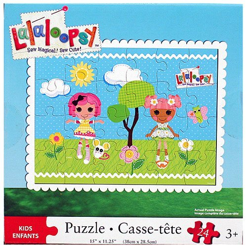 Lalaloopsy Jigsaw Puzzle - 24 Pieces