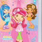 Strawberry Shortcake Big Fun Book to Color ~ All the World's a Stage