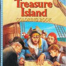 Treasure Island Giant Coloring Book (Treasury of Illustrated Classics)