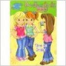 Precious Girls Club Big Fun Book to Color