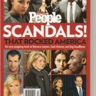 People Scandals Magazine (Scandals That Rocked America, 2010)