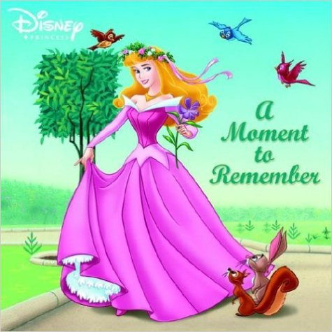 A Moment to Remember (Pictureback(R)). Book .