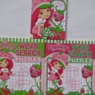 Strawberry Shortcake Word Search Puzzles. Books. Assorted