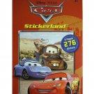Disney Pixar 276pc Cars Sticker Pad Set - Disney Pixar Cars Stickers