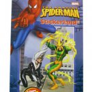 Marvel Spider-Sense 276pc Spiderman Sticker Pad - Spiderman Stickers Set