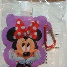 Disneys Minnie Mouse Water Bottle Keyring
