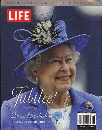 LIFE Jubilee! Queen Elizabeth II: 60 Years on the Throne. Book.