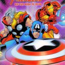 Mighty Avengers Coloring Book