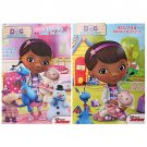 Doc McStuffins Big Fun Book to Color - Assorted