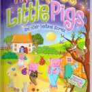 The Three Little Pigs and Other Bedtime Stories. Book.