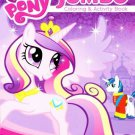 My Little Pony Friendship is Magic Jumbo Coloring & Activity Book ~ Princess Candace & Shining Armor