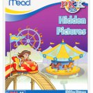 Mead Hidden Picture Workbook, Grade PK-K (48016)